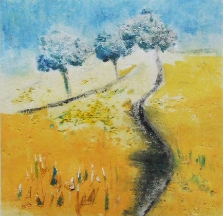 3 Trees, Linda Nevill