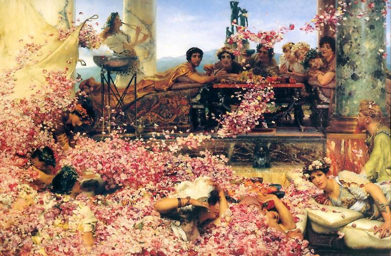 The Roses of Heliogabalus 1888