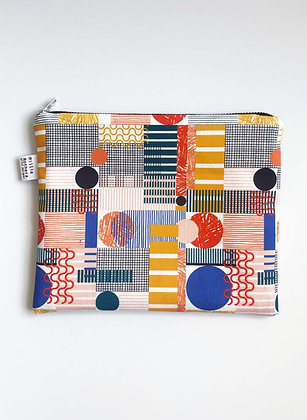 Multicolour Play Flat Pouch