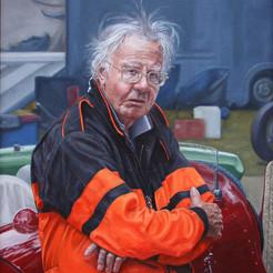 The Marshal - A Portrait of Hugh Girvan