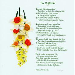 The Daffodils By William Wordsworth