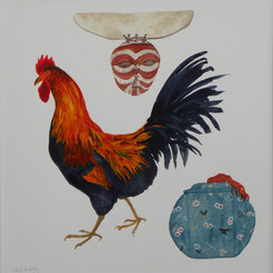 Red Rooster with Asian Connections
