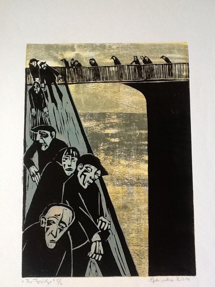Heinke Jenkins, 'The Bridge'