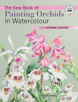 The Kew Book of Painting Orchids in Watercolour, Vivienne Cawson