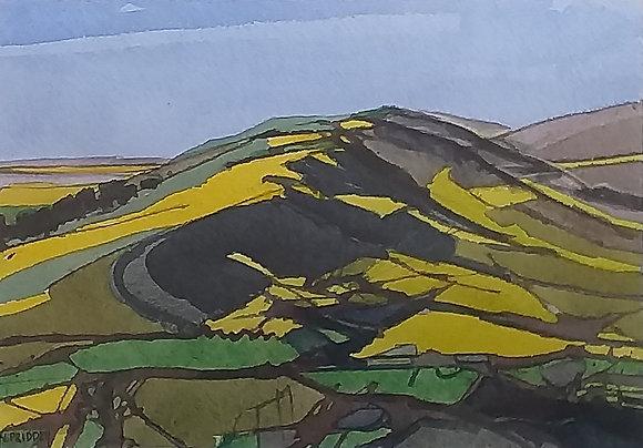 Mam Tor, Derbyshire, Nigel Priddey
