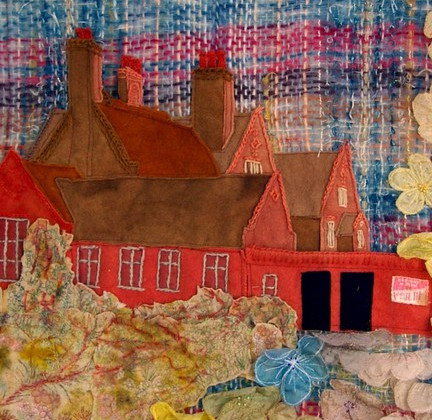 The Artist's Life: Sarah Cage on her Bloomsbury heritage and textile art