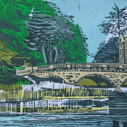 See RBSA Artists at The Compton Verney Print Fair