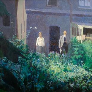 Derek Swinscoe, The House at Tottenham, £860