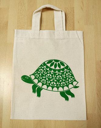 Small Tortoise Tote bag