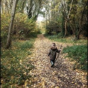 Garry Corbett,  Childhood