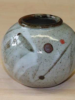 Stoneware Pot New Clay