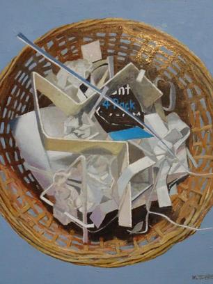 Waste Basket No.1