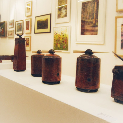 The RBSA Gallery: a stunning venue for exhibiting your work