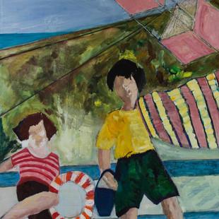 Deb Catesby, Pink Kite, £995