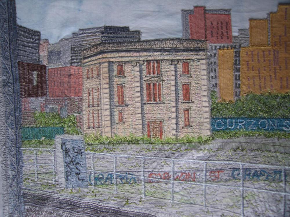 Old Curzon Street Terminal, Margaret Fairhead