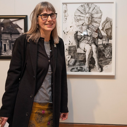 RBSA Artist wins First Prize in the Coventry Open 2020