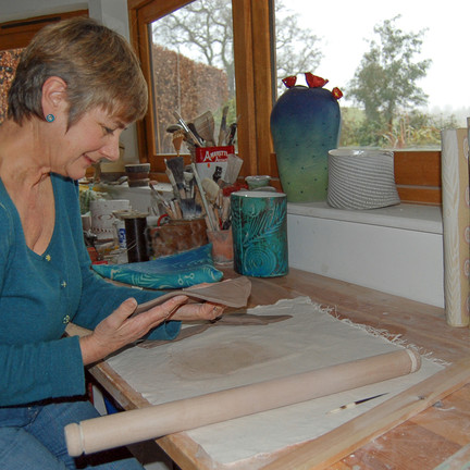 Colour me beautiful: Jo Connell's way with clay