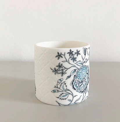 Etched Fusion Tealight Holder