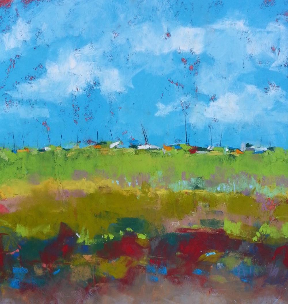 Emma Fitzpatrick, 'Blakeney Marsh'
