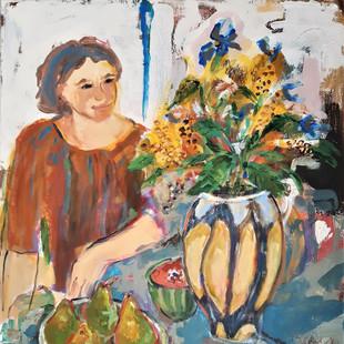 Christina Philpot,  Summer, SOLD