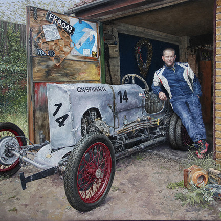 RBSA Portrait Prize 2019 artist highlights