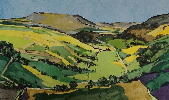 Cotswold Landscape, Nigel Priddey