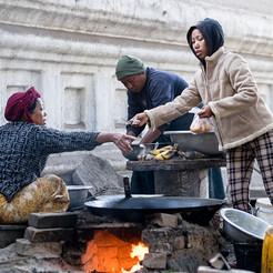 Street Food Sellers