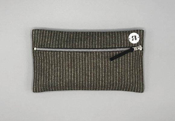 Pencil Case - Wool Grey