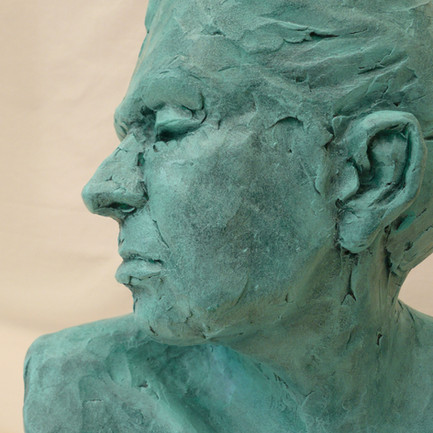 Paul Brown RBSA Solo Show: Figurative Sculpture in Clay
