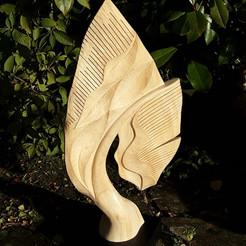 Veined Leaf Form