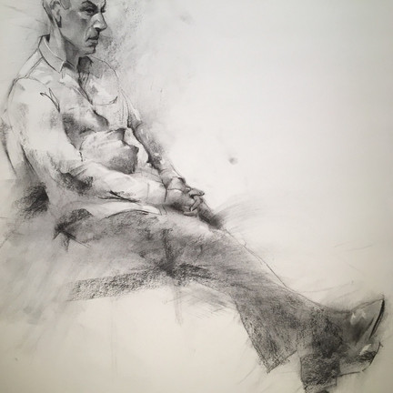 The human form: portraiture at the Open All Media exhibition