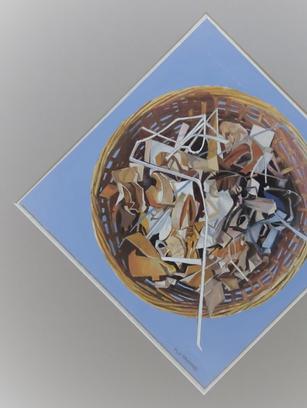 Waste Basket No.2