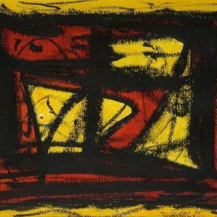 William Gear: researching an important figure in the history of abstraction