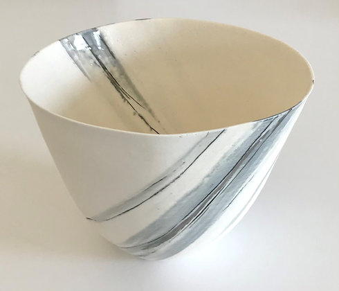 Many Banded Vessel 3