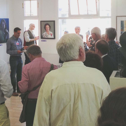 Award-winning artist Sophie Ploeg on the joys of exhibiting…