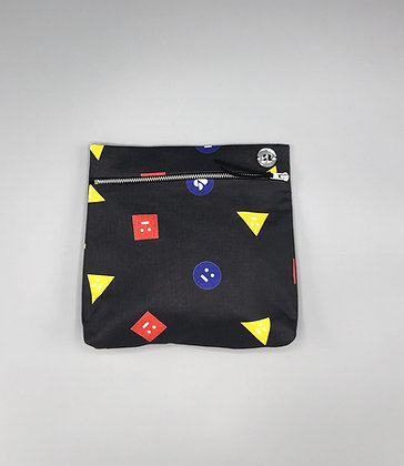 Printed Cotton Pouch
