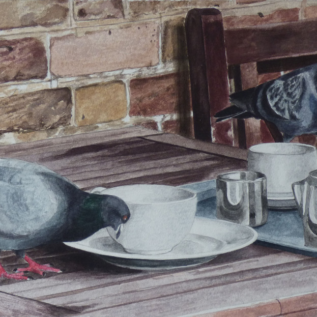 Elizabeth Nast, Tea for Two, £695
