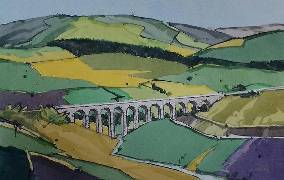 Arten Gill Viaduct, Nigel Priddey