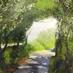 The Lanes, Summer, Sherkin