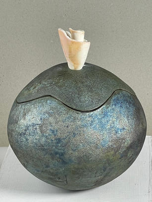 Shell Pot - SOLD