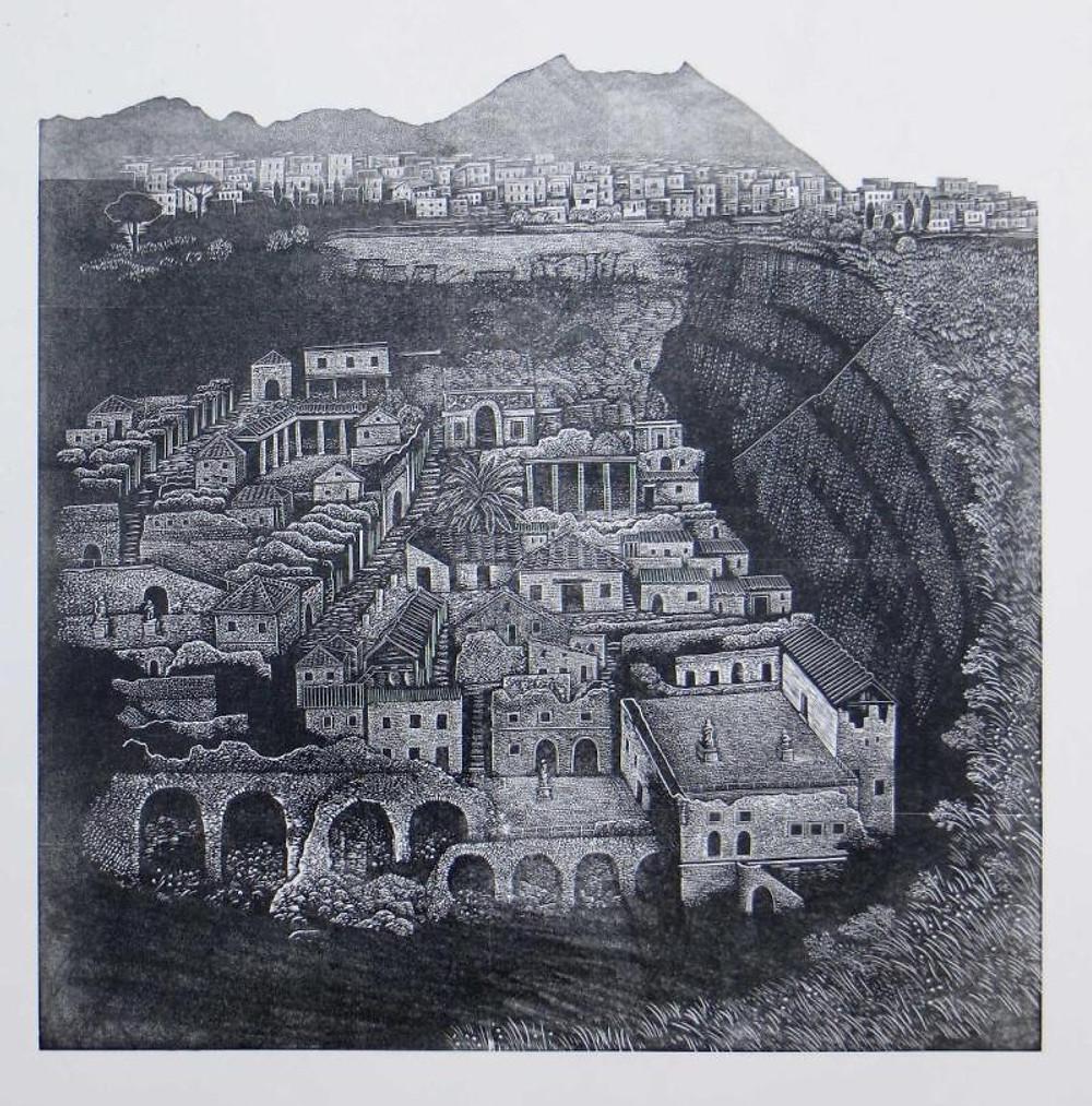 Hilary Paynter, 'Herculaneum'