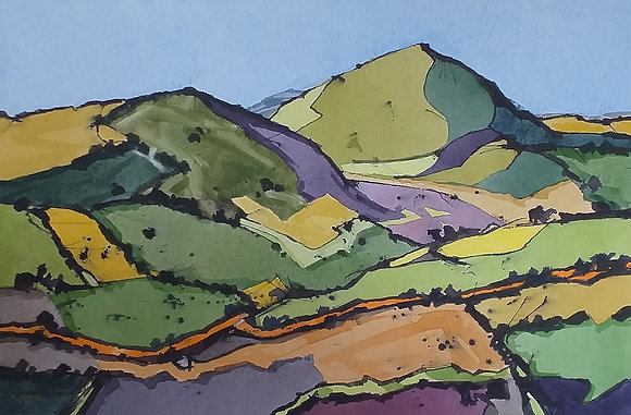 Brecon Beacons, Nigel Priddey