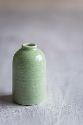 Apple Green Milk Bottle