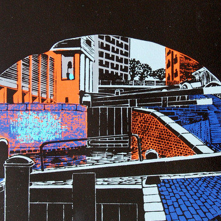 Four printmakers who make the cut…