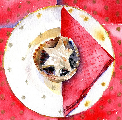 Christmas Card Pack by Vivienne Cawson