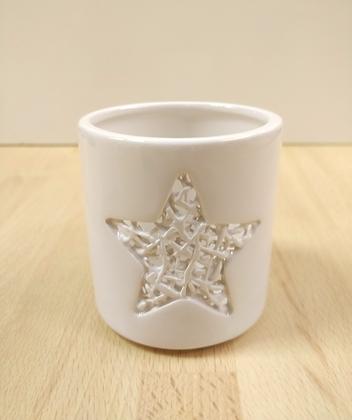 Tangled Star Tea Light Holder