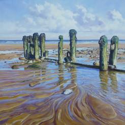 Low Tide Groynes