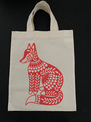 Small Fox Tote bag