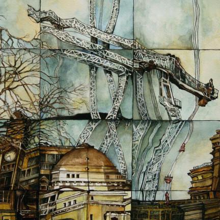 Birmingham Heritage Week: meet the artist and see Metropolis