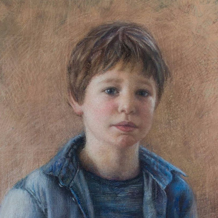 The Story Behind the Portrait: Sophie Ploeg, 'Joshua'